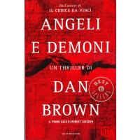 Dan Brown. Angeli e demoni