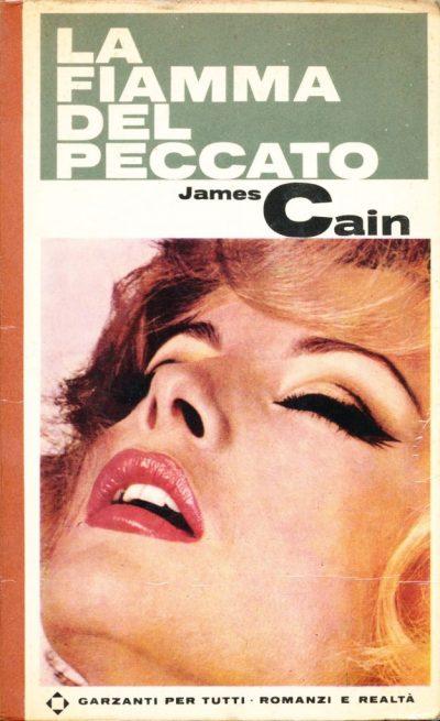 James Cain. La fiamma del peccato