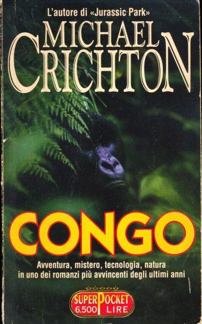 Michael Crichton. Congo