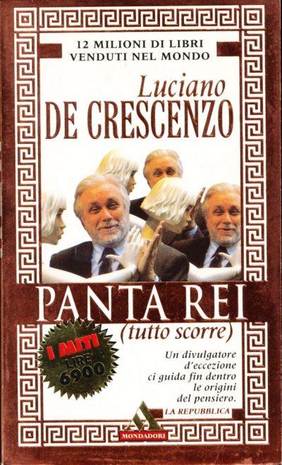 Luciano De Crescenzo. Panta Rei (tutto scorre)