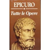 Epicuro. Tutte le opere