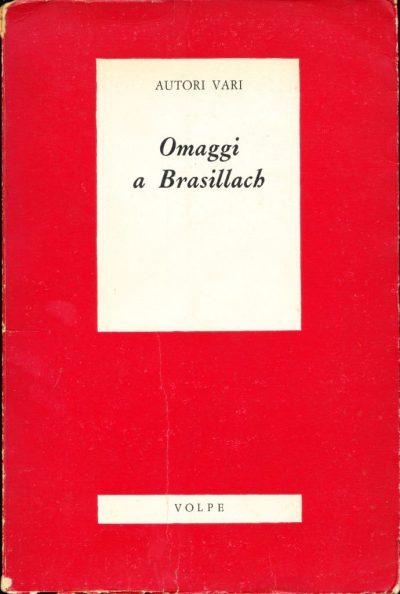 Omaggi a Brasillach