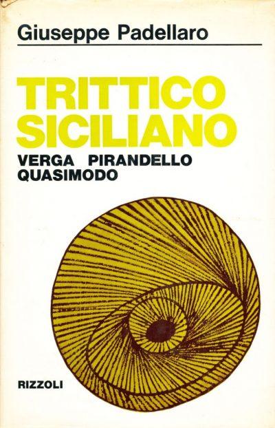 Giuseppe Padellaro. Trittico siciliano
