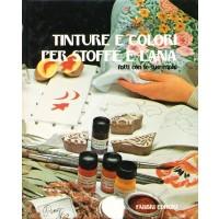 Silvana Santagostino. Tinture e colori per stoffe e lana