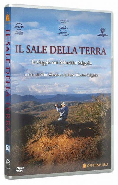 Il sale della terra. In viaggio con Sebastião Salgado (DVD)