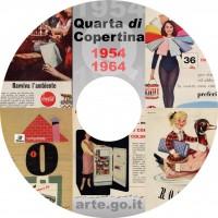 Quarta di Copertina 1954 / 1959