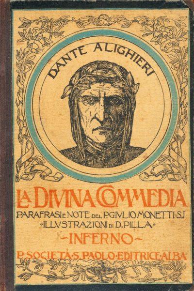 Dante Alighieri. La Divina Commedia - Inferno