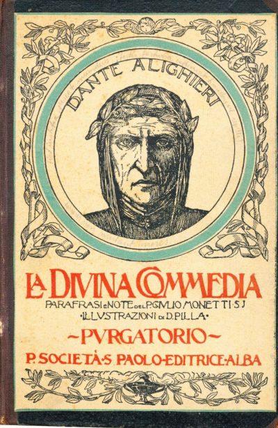 Dante Alighieri. La Divina Commedia - Purgatorio