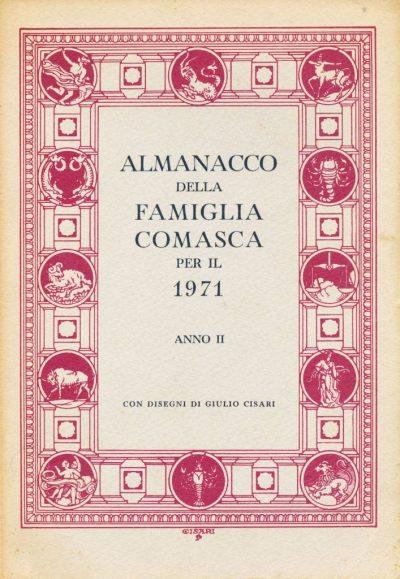 Almanacco della famiglia comasca per il 1971