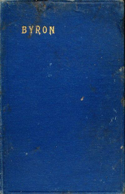 Lord Byron. Poems - Vol. 1 (Mini Libro)