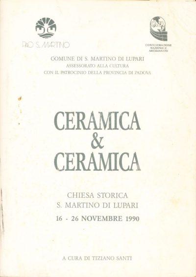 Ceramica & Ceramica - San Martino di Lupari, 1990