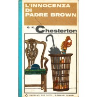 Gilbert Keith Chesterton. L'innocenza di Padre Brown