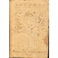 Choderlos De Laclos. Le amicizie pericolose - Volume 1 (Mini Libro)