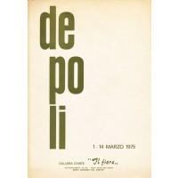 Mario De Poli. De Poli, Marzo 1975
