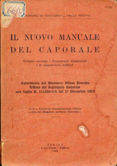 Il nuovo manuale del caporale