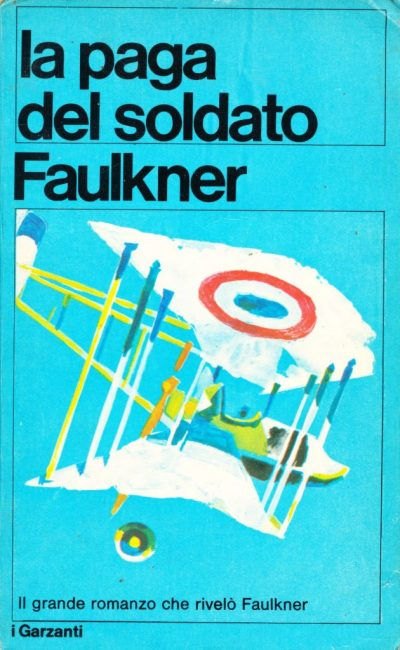 William Faulkner. La paga del soldato