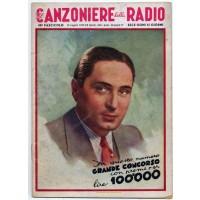 Canzoniere della Radio - 40° Fascicolo