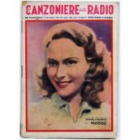 Canzoniere della Radio - 48° Fascicolo