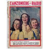 Canzoniere della Radio - 52° Fascicolo
