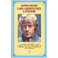 James Grady. I sei giorni del Condor
