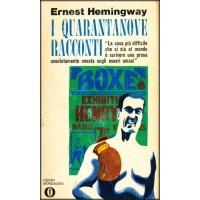 Ernest Hemingway. I quarantanove racconti
