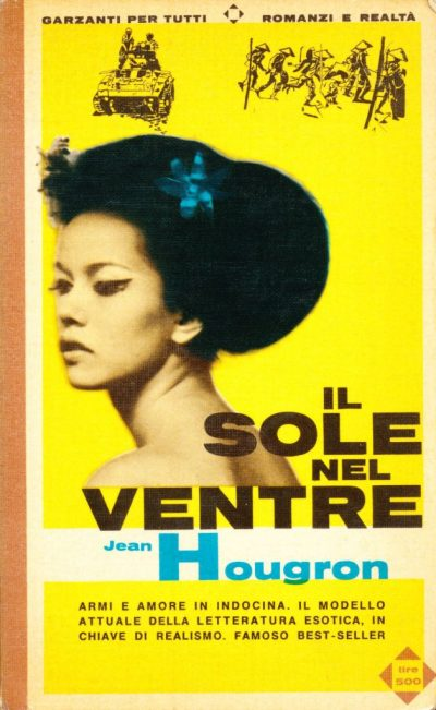 Jean Hougron. Il sole nel ventre