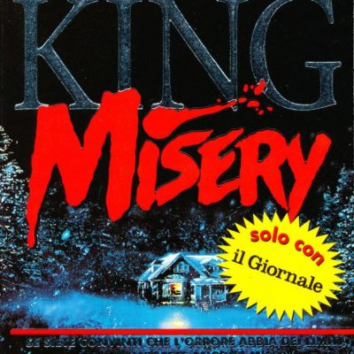 Stephen King. Misery