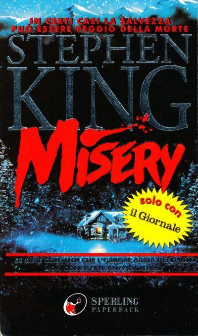 Stephen King. Misery