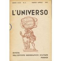 L'Universo. Rivista dell'Istituto Geografico Militare - n. 2