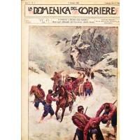 La Domenica del Corriere - Anno I - n. 1 (Riproduzione)