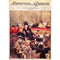 La Domenica del Corriere - Anno II - n. 31 (Riproduzione)