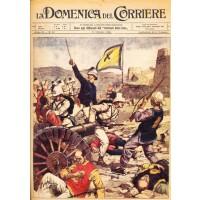 La Domenica del Corriere - Anno II - n. 42 (Riproduzione)