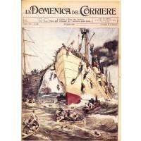 La Domenica del Corriere - Anno VIII - n. 33 (Riproduzione)