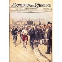 La Domenica del Corriere - Anno X - n. 31 (Riproduzione)