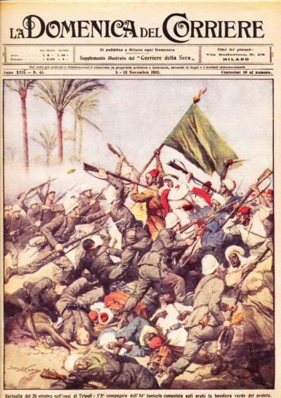 La Domenica del Corriere - Anno XIII - n. 45 (Riproduzione)
