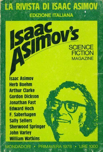 La rivista di Isaac Asimov 1