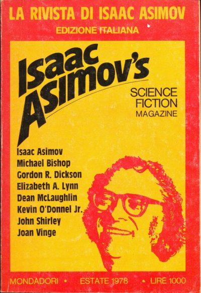 La Rivista di Isaac Asimov 2