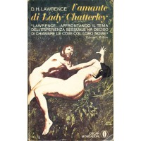 David Herbert Lawrence. L'amante di Lady Chatterley