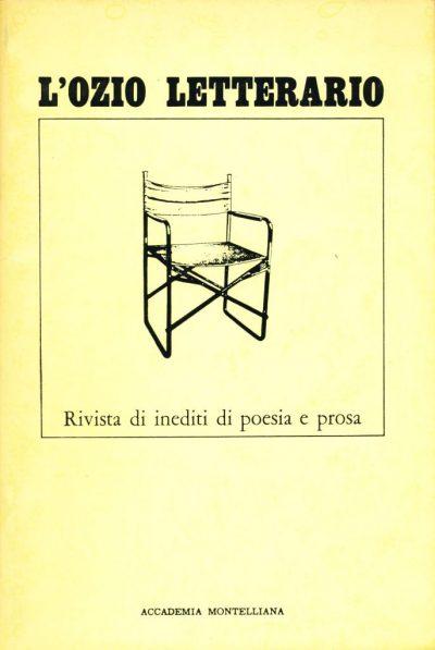 L'Ozio Letterario - Rivista di inediti di Poesia e Prosa