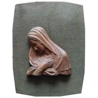 La Madonnina - Scultura in legno (Opera)