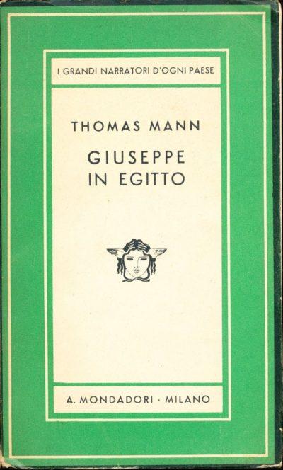 Thomas Mann. Giuseppe in Egitto (2 Volumi)