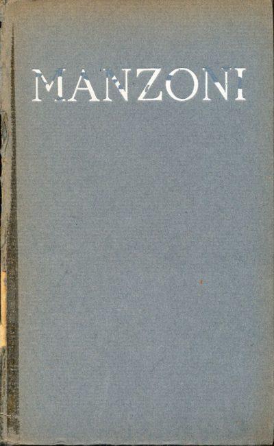 Alessandro Manzoni. Liriche e tragedie