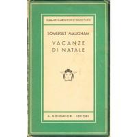 Somerset William Maugham. Vacanze di Natale