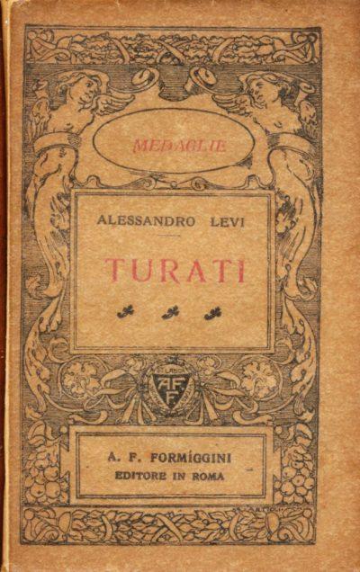 Alessandro Levi. Filippo Turati (Mini Libro)