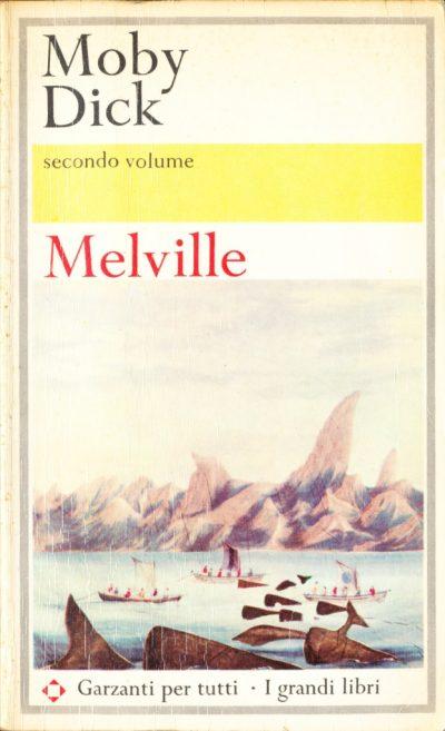 Herman Melville. Moby Dick (2 Volumi)