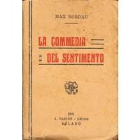 Max Nordau. La commedia del sentimento (Mini Libro)