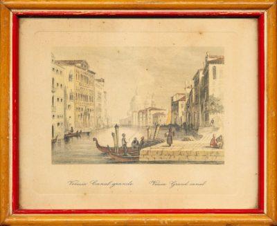 Venezia Canal Grande / Venise Grand Canal (Opera)