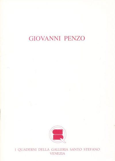 Giovanni Penzo. Maggio 1997