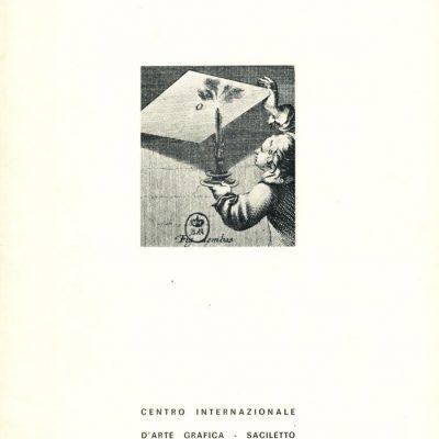 Picasso, Mirò, Vedova - Opere grafiche