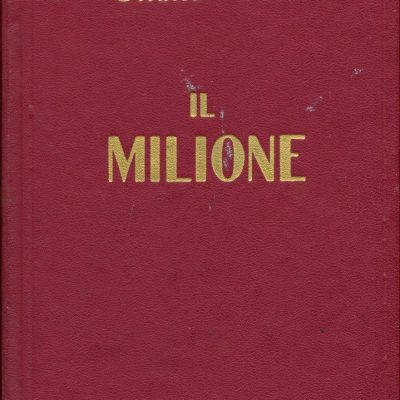 Marco Polo. Il Milione